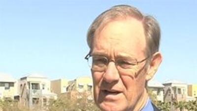 Procurador estatal Terry Goddard