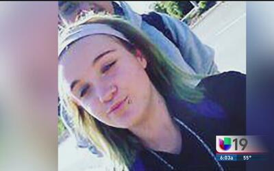 Amplían búsqueda de joven de 15 años desaparecida en Vallejo