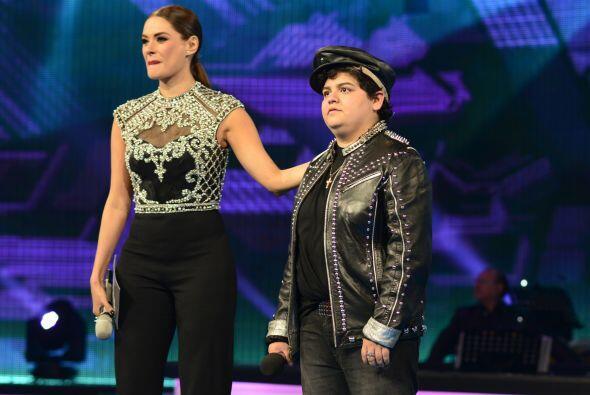 Lamentablemente, entre Yazaira y Raúl, sus rivales en la ronda, ella fue...