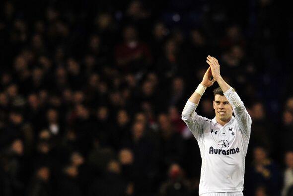 El jugador del Tottenham lideró a los 'Spurs' en el triunfo sobre Arsena...