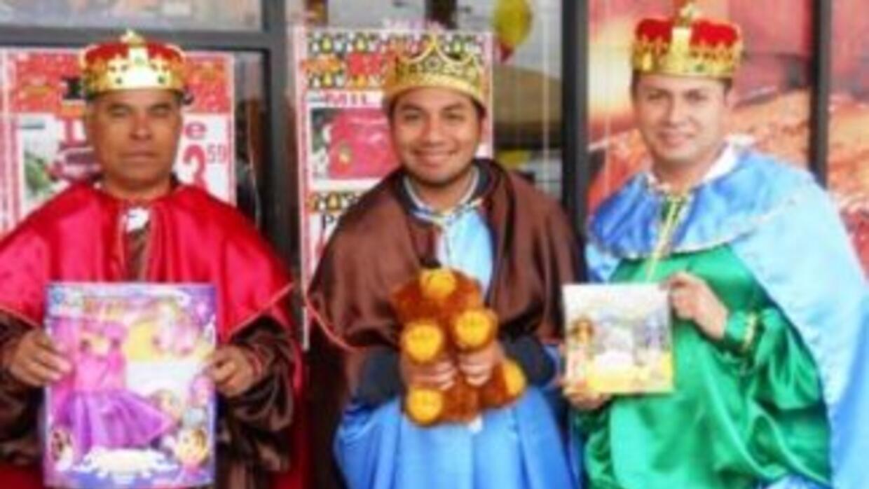 ¡Celebra con nosotros la llegada de Los Reyes Magos este domingo 6 de en...