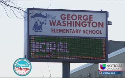 Escuela George Washington Orgullo Chicago