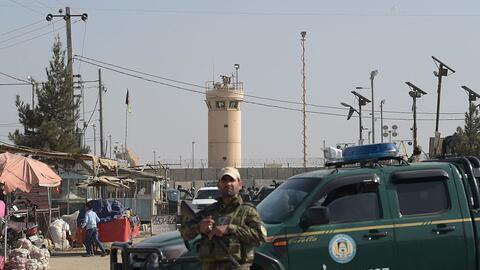 Los heridos fueron trasladados a diferentes hospitales de la capital.