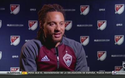 """Jermaine Jones: """"No siempre se juega con un equipo como el Arsenal, esto..."""