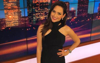Con mariachi incluido, Michelle Galván se despide del Noticiero 45