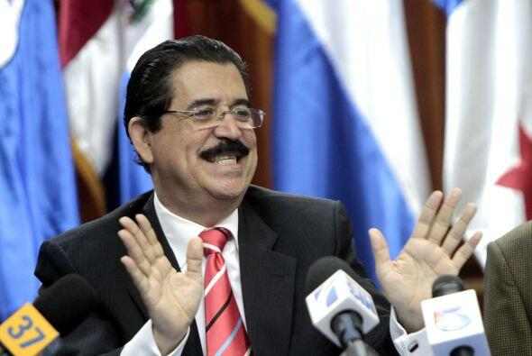 """""""Prácticamente lo que le tenían a Honduras como una condición para (volv..."""