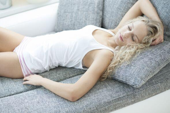 Aún cuando duermes, tu metabolismo sigue trabajando y es cuando más calo...