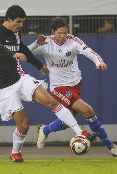 Un año después que Moreno llegó a Eindhoven otro de...