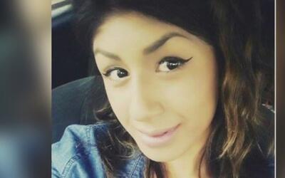 Joven latina fue víctima de un conductor que la atropelló y luego se dio...