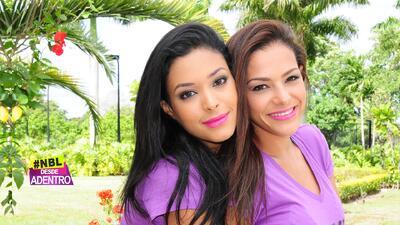 Geisha y Nathalia, de amigas a rivales