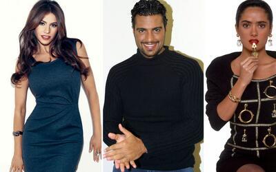 Los actores mexicanos que dejaron las telenovelas para irse a Hollywood