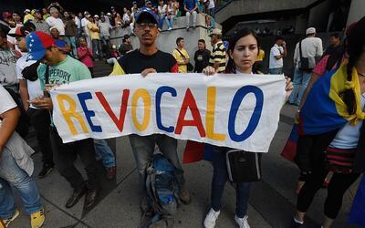Aumenta el rechazo al presidente Nicolás Maduro