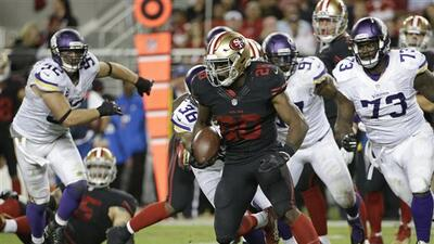 Highlights Temporada 2015 Semana 1: San Francisco 49ers 20-3 Minnesota V...