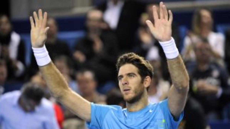 El mejor tenista de Argentina va recuperando su nivel y quiere volver a...