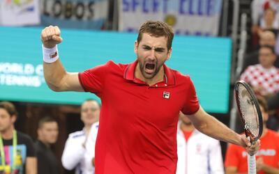 Cílic, campeón del US Open 2014, venció a Federico...