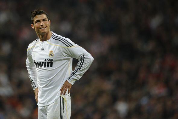 Cristiano fue fichado por el Real Madrid para la temporada 2009-2010 don...