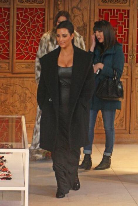 Las Kardashian invaden Nueva York. Más videos de Chismes aquí.