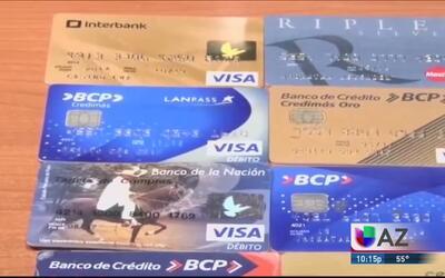 Mayoría hispana debe dinero en sus tarjetas de crédito