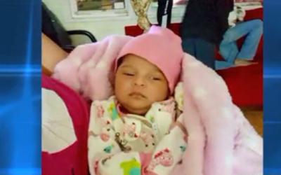 Una familia de Long Island cuenta cómo encontró a una bebé en una caja d...