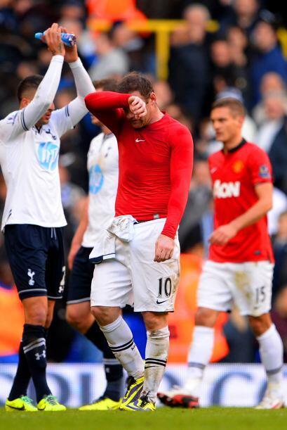 Se escuchó el silbatazo final y United apenas sacó un empa...