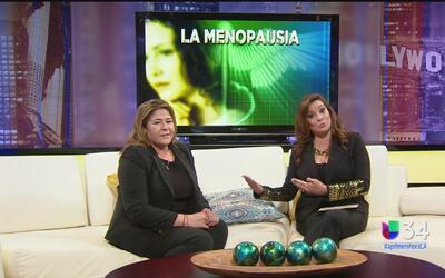 ¿Cómo apoyar a una mujer que pasa por la menopausia?