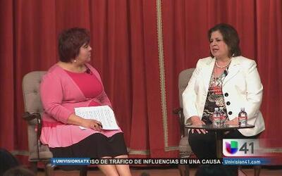 Más líderes latinas, para beneficiar a la comunidad
