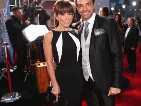Alessandra Rosaldo y Eugenio Derbez están felices de recibir a Ai...