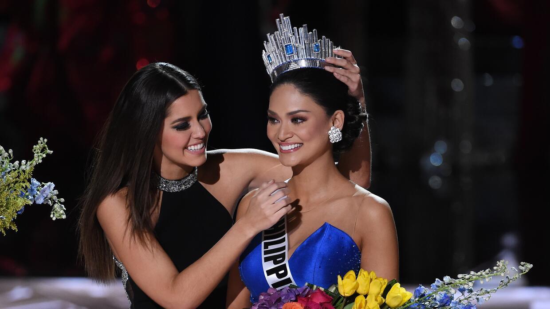 Pia Alonzo Wurtzbach la nueva Miss Universo