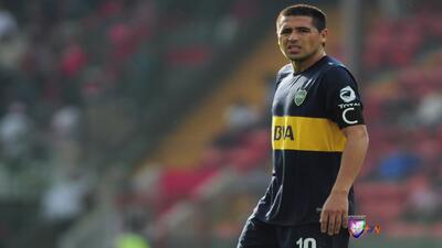 Juan Román Riquelme anuncia su retiro