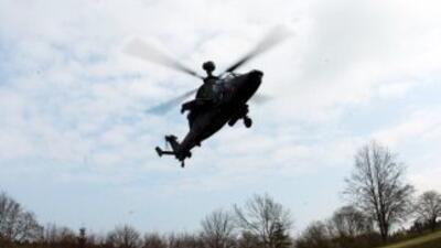El DPS admitió que uno de sus patrulleros disparó su arma desde el helic...
