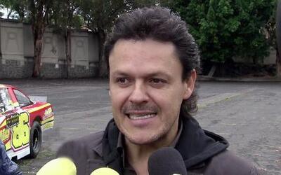 Pedro Fernández le gusta experimentar la adrenalina a todo lo que da
