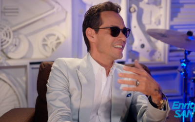 Listo Marc Anthony para sus conciertos en Radio City