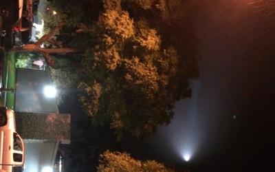 Un ovni que resultó ser un misil sorprende a los californianos