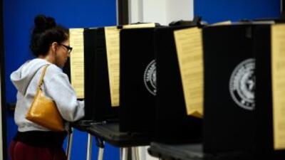 El voto hispano el martes 4 de noviembre volverá a ser clave en el resul...