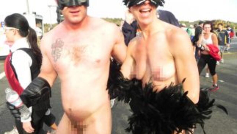 Buscan controlar a los nudistas en San Francisco