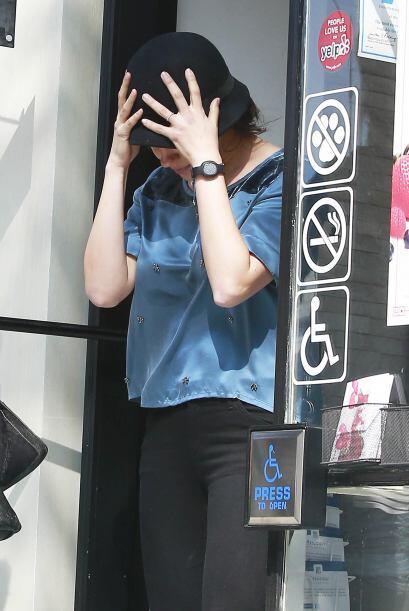 Nada más y nada menos que a la guapa Mila Kunis.