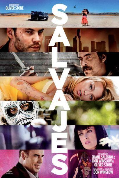 """""""Salvajes"""": un Thriller del director Oliver Stone, que nos cue..."""