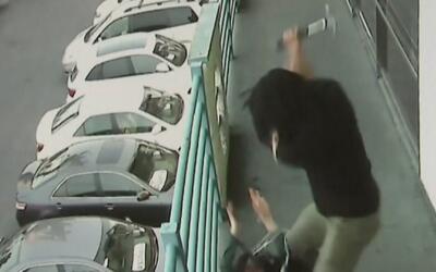 Arrestaron a sospechoso de haber atacado a una mujer a martillazos en Ko...