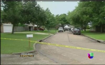 Una madre encontró a sus tres hijos muertos