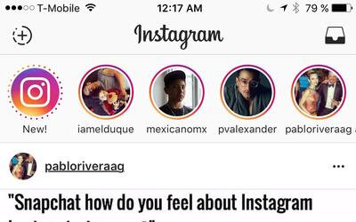 Nueva app de Instagram