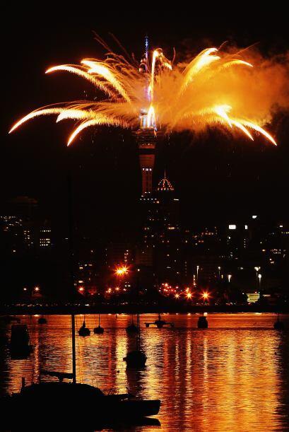 Nueva Zelanda fue uno de los primeros países en darle la bienvenida al A...