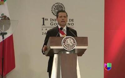 Presidente de México presentó su Informe de Gobierno