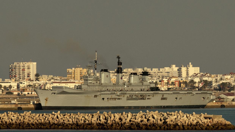 Base naval estadounidense de Rota, en España
