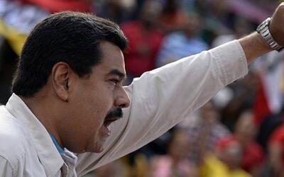 Con insultos, Nicolás Maduro le envió un duro mensaje a Donald Trump