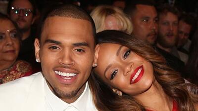 La pareja en los Grammy 2013, en febrero.