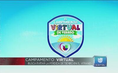 Campamento de Verano Virtual en Clave al Exito