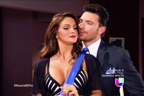 No se cansan de ponerle los cuernos a Sofía y de engañarla...