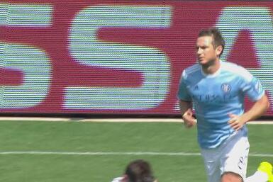 El Impact le arruina el debut a Lampard con NY City