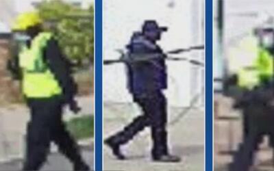 Continúa la intensa búsqueda de tres hombres acusados de robar un aparta...