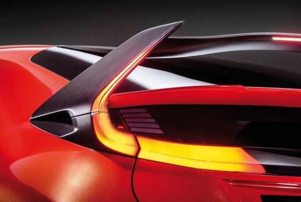 El Civic Type R Concept nos da una muestra de lo que será la versión de...